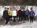 Gruppenfoto einiger Lauftreffler