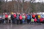 001 - 20. Dreikönigslauf - Gruppen vor dem Start