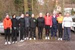 Start der 1. Laufanfängergruppe 2011