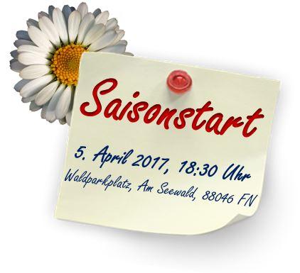 Start in die Sommersainson des Lauftreff Friedrichshafen (Run Up)